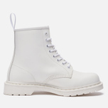 Ботинки Dr. Martens 1460 Mono Smooth 8 Eye White фото- 3