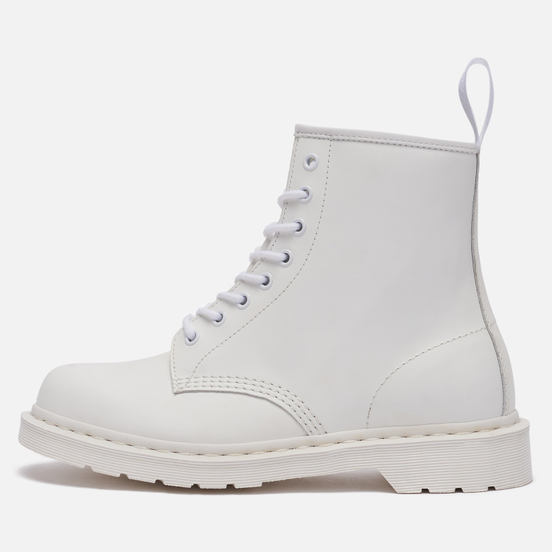 Ботинки Dr. Martens 1460 Mono Smooth 8 Eye White