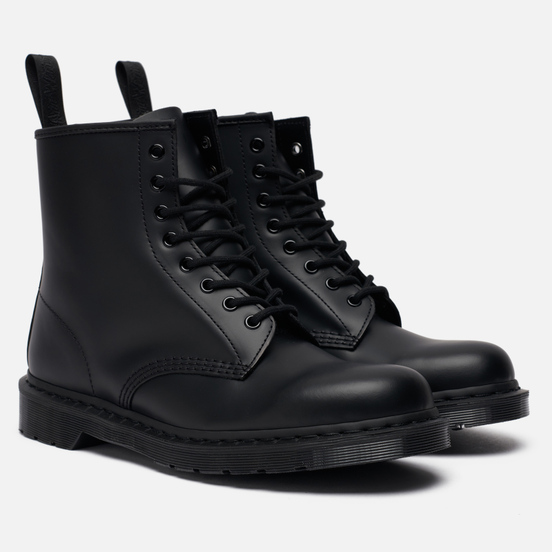Ботинки Dr. Martens 1460 Mono Smooth Black