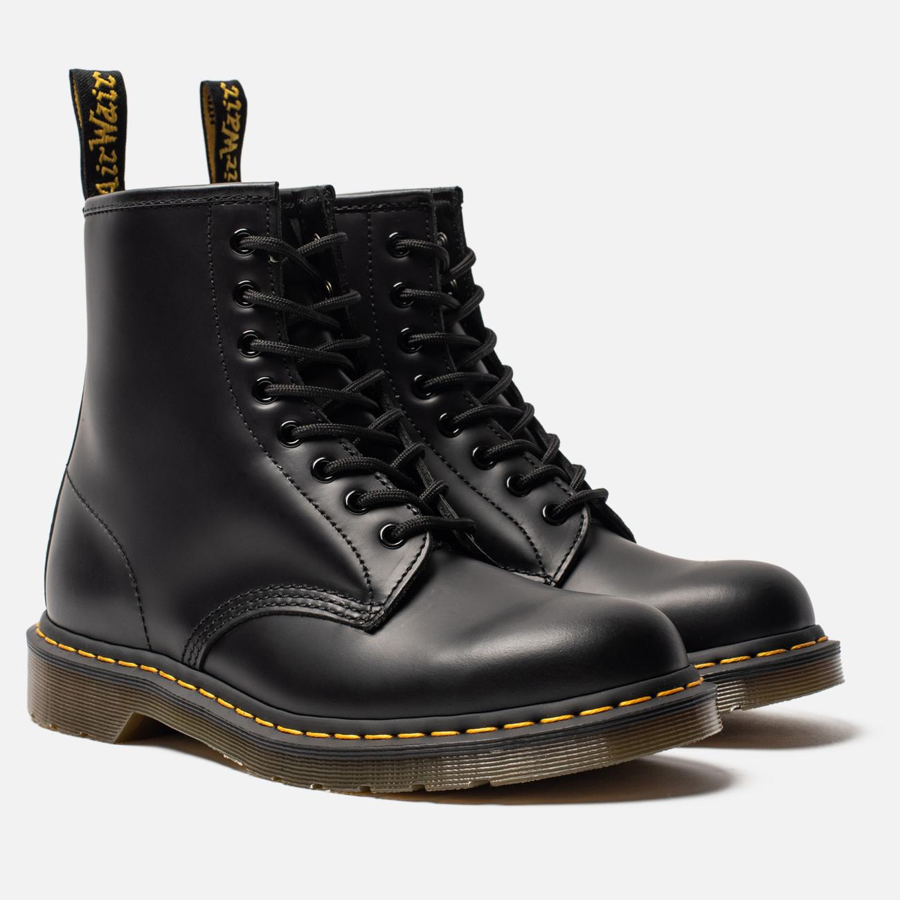 Мужские ботинки Dr. Martens 1460 Smooth Black