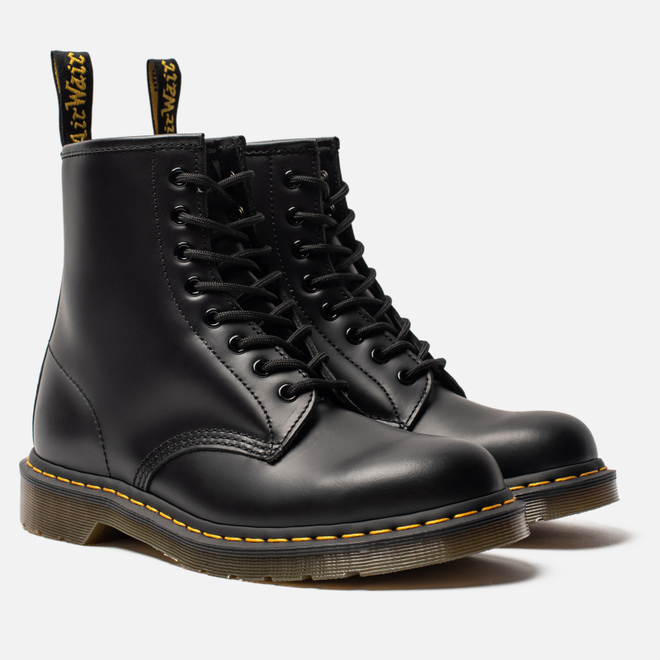 Ботинки Dr. Martens 1460 Smooth Black