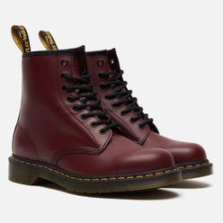 Мужские ботинки Dr. Martens 1460 Smooth Cherry Red