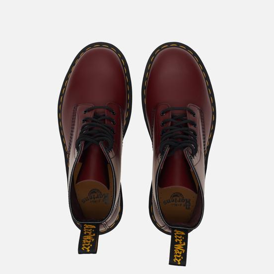 Ботинки Dr. Martens 1460 Smooth Cherry Red