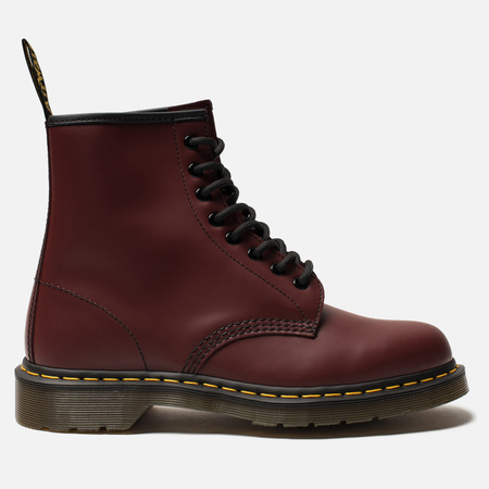 Ботинки Dr. Martens 1460 Smooth Cherry Red
