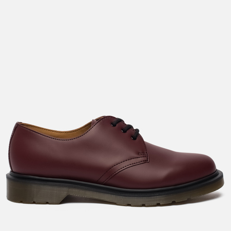 Ботинки Dr. Martens 1461 Plain Welt Smooth Cherry Red