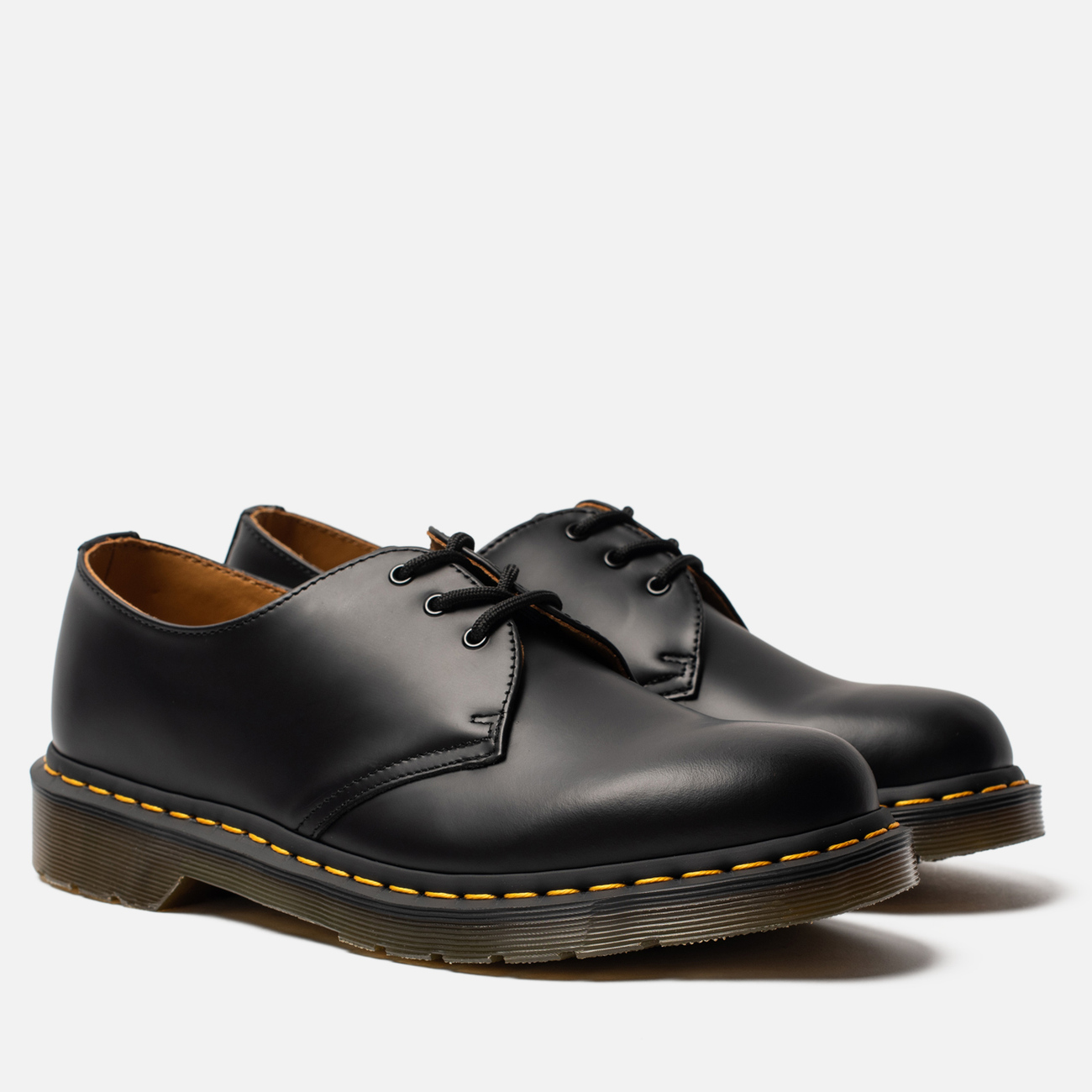 Ботинки Dr. Martens 1461 Smooth Black