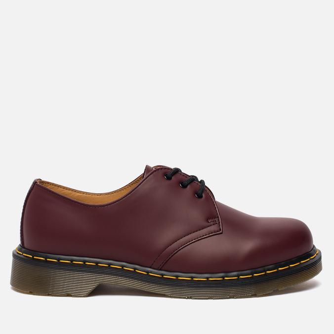 Ботинки Dr. Martens 1461 Smooth Cherry Red 10085600 c0c6b641d7021