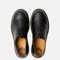 Мужские ботинки Dr. Martens 1461 Yellow Stitch Smooth Black фото - 1