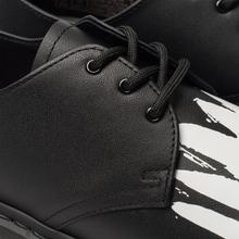 Ботинки Dr. Martens x Pleasures 1461 Teeth Black/White фото- 6