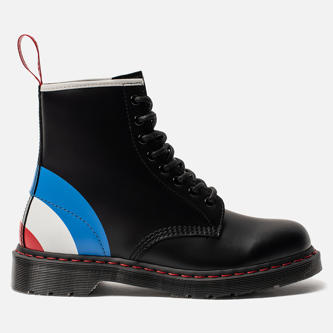Ботинки Dr. Martens x The Who 1460 Black