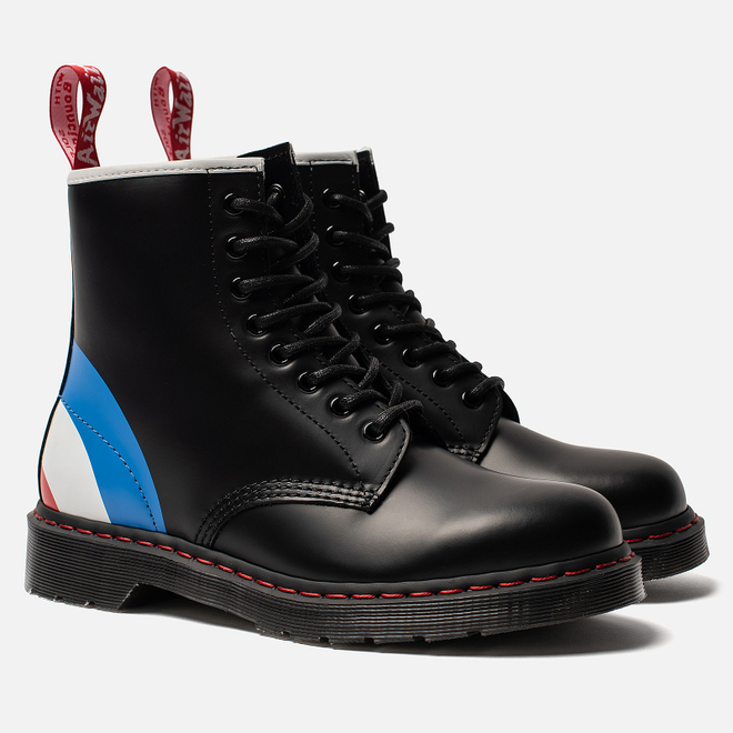 Ботинки Dr. Martens x The Who 1460 Black