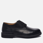 Ботинки Fracap G160 Derby Leather Nebraska Black/Bologna Black фото- 0