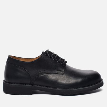 Ботинки Fracap G160 Derby Leather Nebraska Black/Bologna Black
