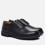 Ботинки Fracap G160 Derby Leather Nebraska Black/Bologna Black фото- 1