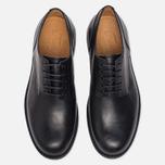 Ботинки Fracap G160 Derby Leather Nebraska Black/Bologna Black фото- 4