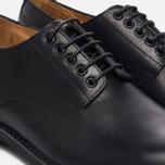 Ботинки Fracap G160 Derby Leather Nebraska Black/Bologna Black фото- 5