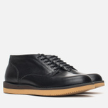 Fracap G161 Scarpa Mid Shoes Black photo- 1