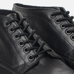 Fracap G161 Scarpa Mid Shoes Black photo- 5