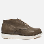 Ботинки Fracap G161 Scarpe Mid Grey/Gloxy White фото- 0