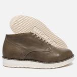 Ботинки Fracap G161 Scarpe Mid Grey/Gloxy White фото- 1