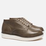 Ботинки Fracap G161 Scarpe Mid Grey/Gloxy White фото- 2