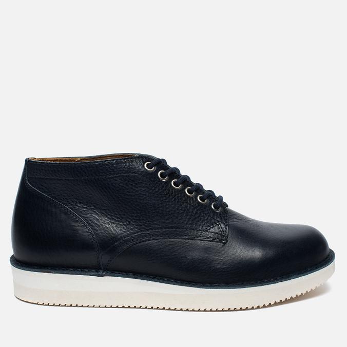 Ботинки Fracap G161 Scarpe Mid Navy/Gloxy White
