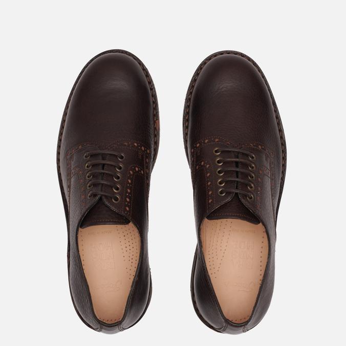 Ботинки Fracap G167 Nebraska Dark Brown/Bologna Brown
