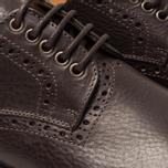Ботинки Fracap G167 Nebraska Dark Brown/Bologna Brown фото- 6