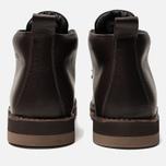 Ботинки Fracap M120 Nebraska Dark Brown/Ripple Ambra фото- 3