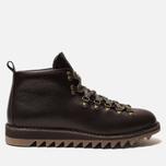 Ботинки Fracap M120 Nebraska Dark Brown/Ripple Ambra фото- 0