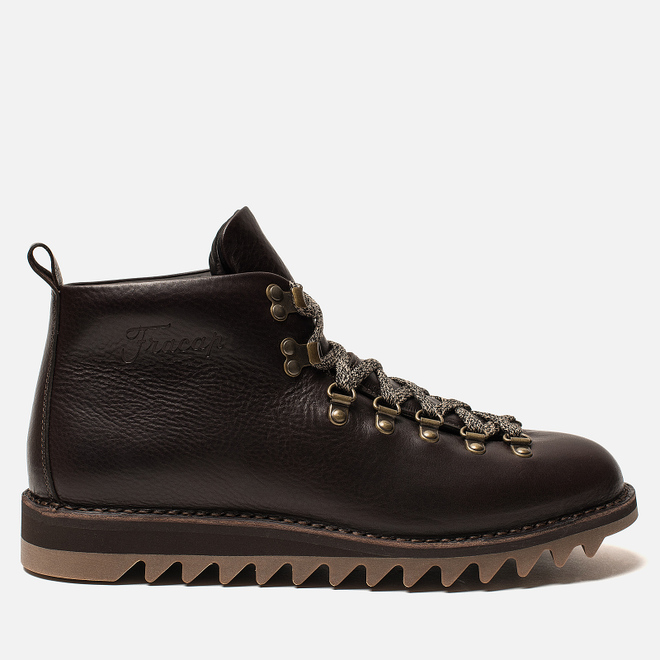 Ботинки Fracap M120 Nebraska Dark Brown/Ripple Ambra