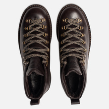 Ботинки Fracap M120 Nebraska Dark Brown/Ripple Ambra фото- 1