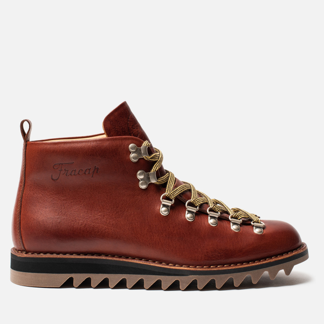 Ботинки Fracap M120 USA Scarponcino Arabian/Ripple Ambra