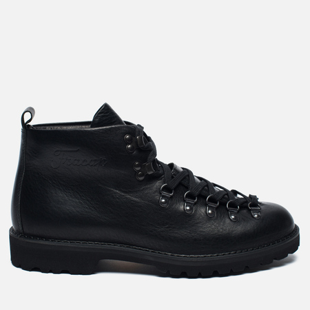 Fracap M120 USA Scarponcino Shoes Black