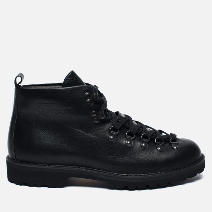 Fracap M120 USA Scarponcino Shoes Black