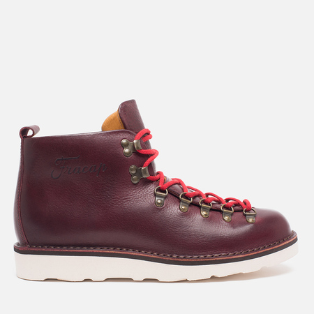 Fracap M120 USA Scarponcino Shoes Burgundy