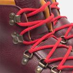 Ботинки Fracap M120 USA Scarponcino Burgundy фото- 4