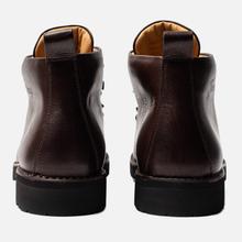 Ботинки Fracap M120 Nebraska Dark Brown/Roccia Brown фото- 2