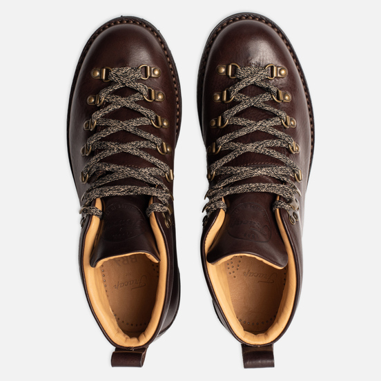 Ботинки Fracap M120 Nebraska Dark Brown/Roccia Brown