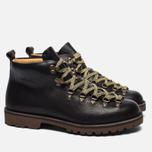 Ботинки Fracap M120 USA Scarponcino Dark Brown/Roccia Brown фото- 2