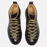 Ботинки Fracap M120 USA Scarponcino Dark Brown/Roccia Brown фото- 3