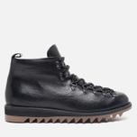 Ботинки Fracap M120 USA Scarponcino Ripple Black фото- 0