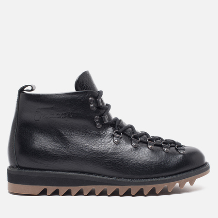 Fracap M120 USA Scarponcino Shoes Ripple Black