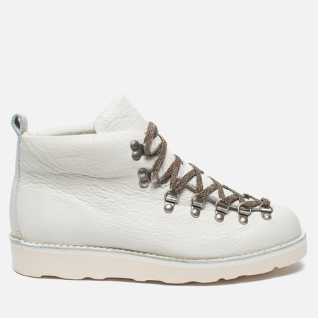 Fracap M120 USA Scarponcino Shoes White/Cristy White