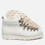 Ботинки Fracap M120 USA Scarponcino White/Cristy White фото- 1