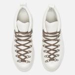 Ботинки Fracap M120 USA Scarponcino White/Cristy White фото- 3