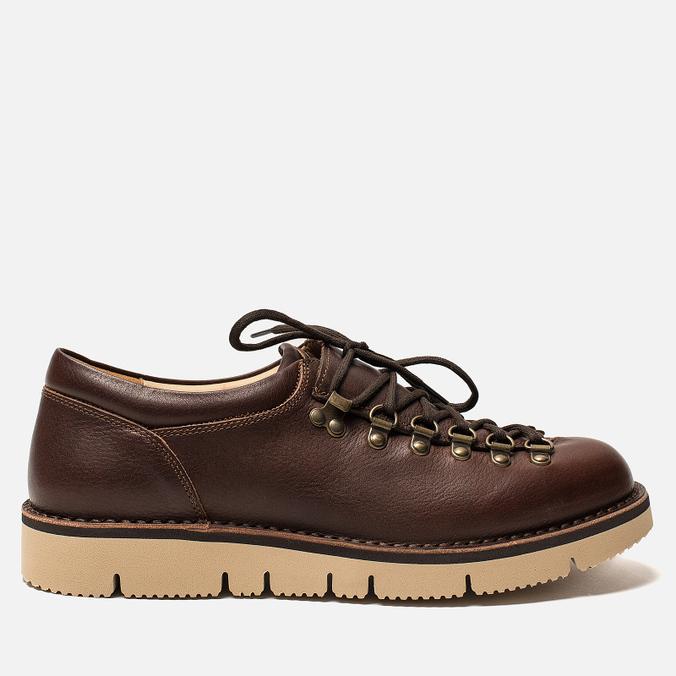 Ботинки Fracap M121 Nebraska Dark Brown/Cut Beige