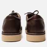 Ботинки Fracap M121 Nebraska Dark Brown/Cut Beige фото- 3