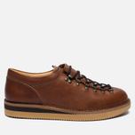Ботинки Fracap M121 Scarponcino Brown/Gloxy Beige фото- 0