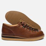 Ботинки Fracap M121 Scarponcino Brown/Gloxy Beige фото- 1